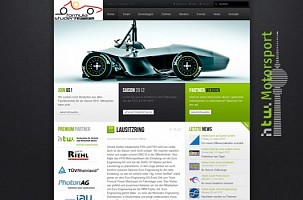 Webdesign - HTW Motorsport